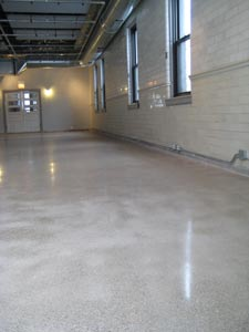 Polished Flooring Systems